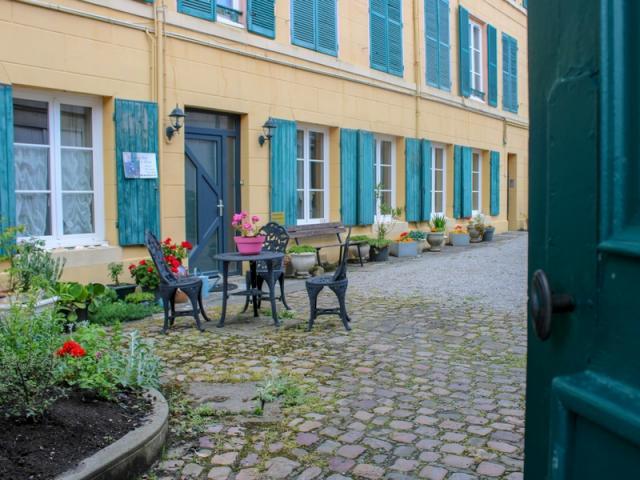 Appartement Charme Coeur Lisieux Briand