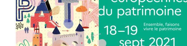 Journees Du Patrimoine 2021