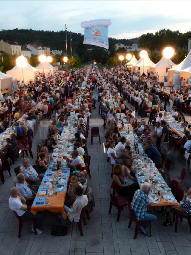 Banquet du Festival Lot of Saveurs 2014