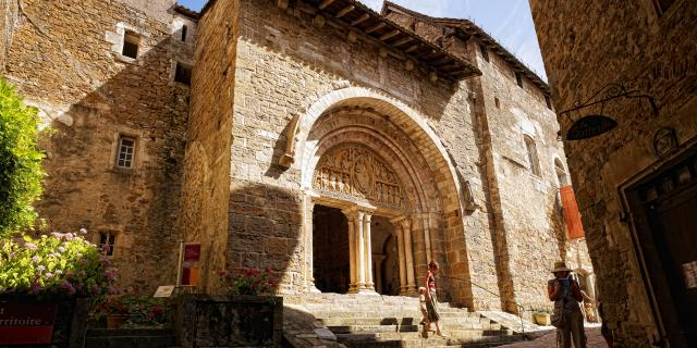 Cloître de l'Eglise de Carennac