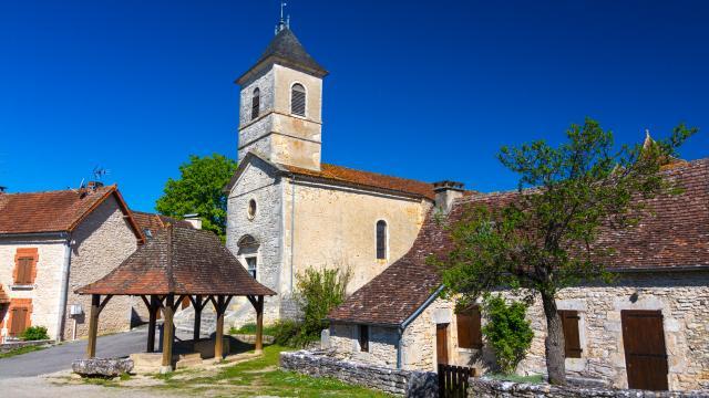 Village de Quissac