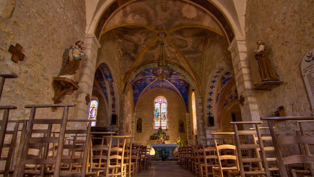 Eglise de Quissac