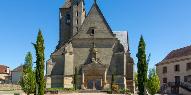 Eglise d'Assier