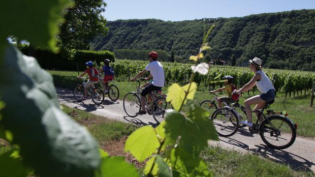 Circuit cyclo à Parnac