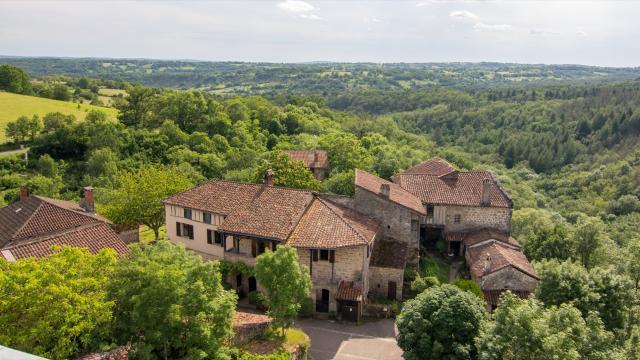 Village de Cardaillac