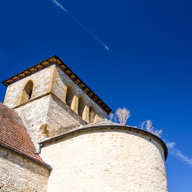 Eglise de Montcléra