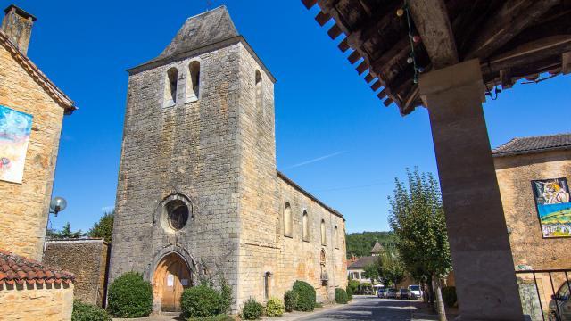 Village de Goujounac
