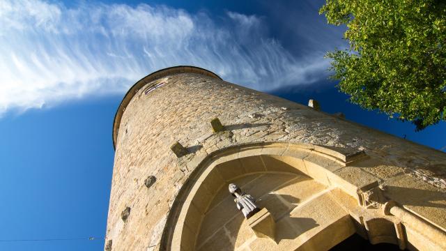 Eglise de Frayssinet-le-Gélat