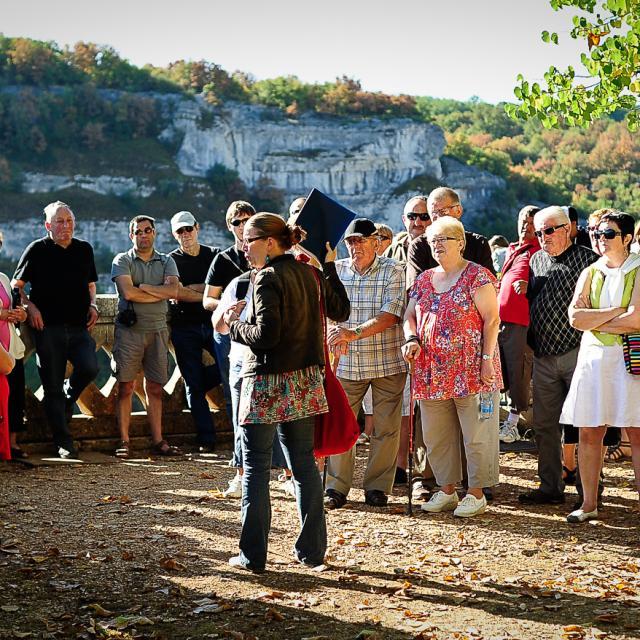 Visite guidée de Rocamadour