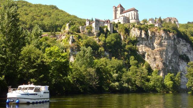 16 Navigation A Saint Cirq Lapopie C Lot Tourisme E Ruffat 001