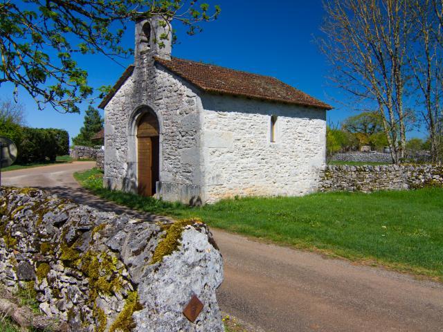 Chapelle au lieu dit Le Cornouiller