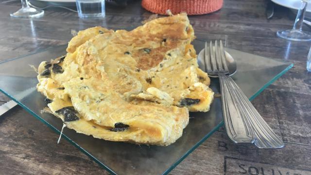 2 2 Omelette Aux Truffes A Poudally C Seguy