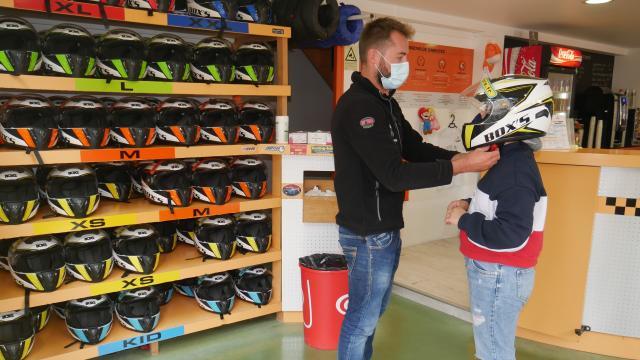 200610 Karting A Cahors P1020148cc Seguy Lot Tourisme