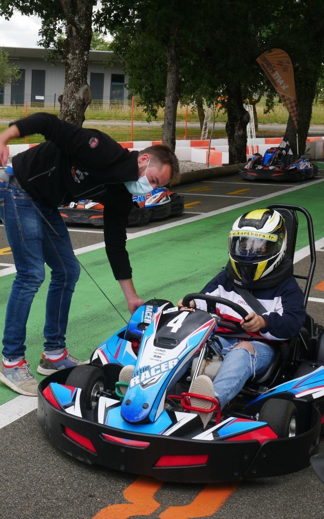200610 Karting A Cahors P1020160cc Seguy Lot Tourisme