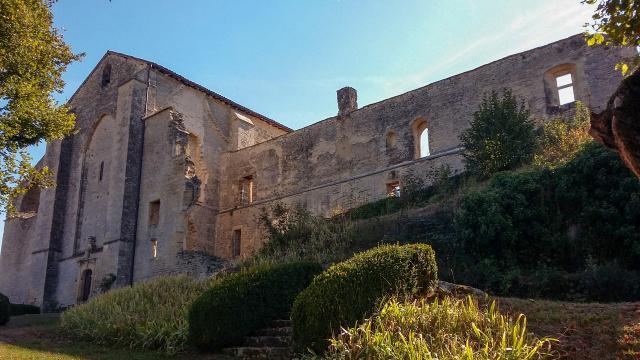 Abbaye de Léobard
