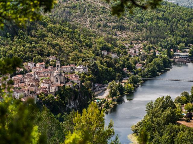 Albas Vallée du Lot
