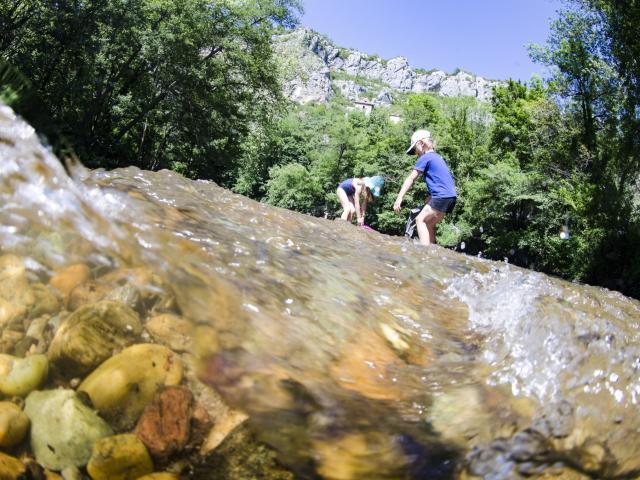baignade riviere