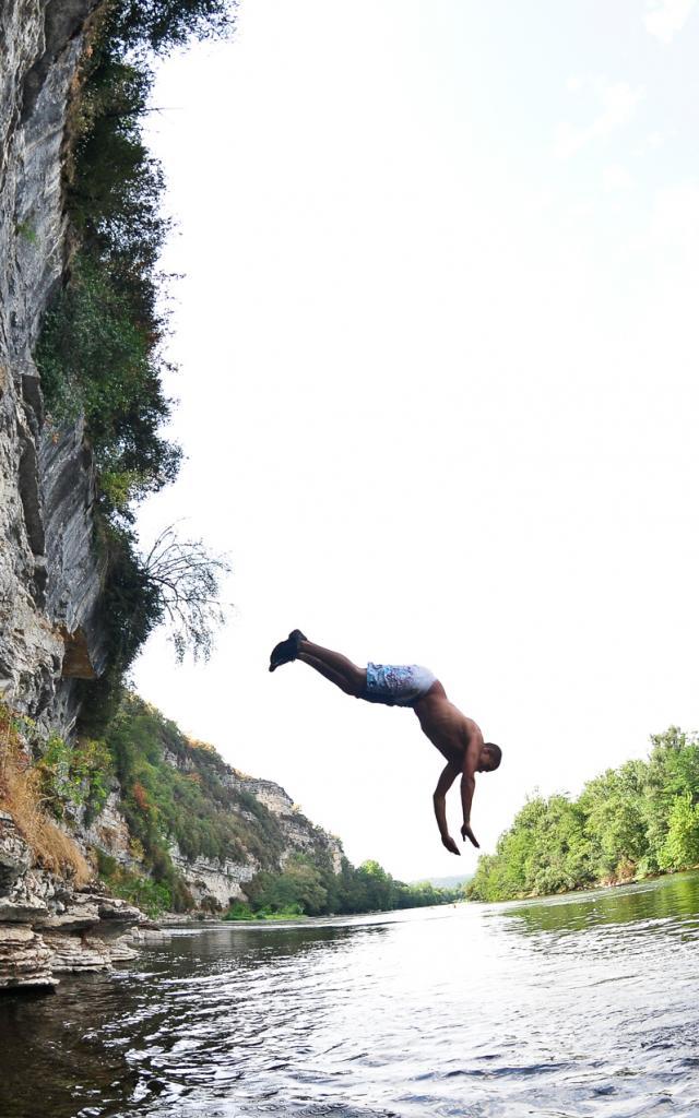 Baignade et Canoë