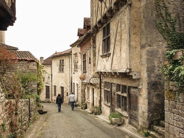 Balade Dans Saint Cirq Lapopie C Lot Tourisme C Novello 008