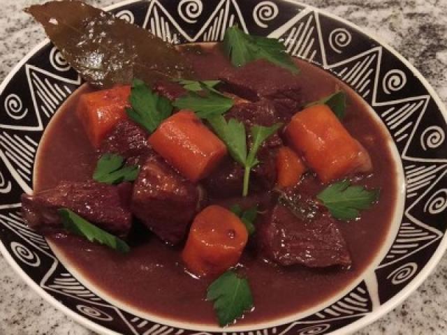 Beef Bourguignon Nyt Cslayschips
