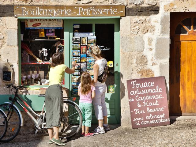 Boulangerie de Capdenac