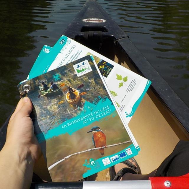 Guide Nature Canoe Célé