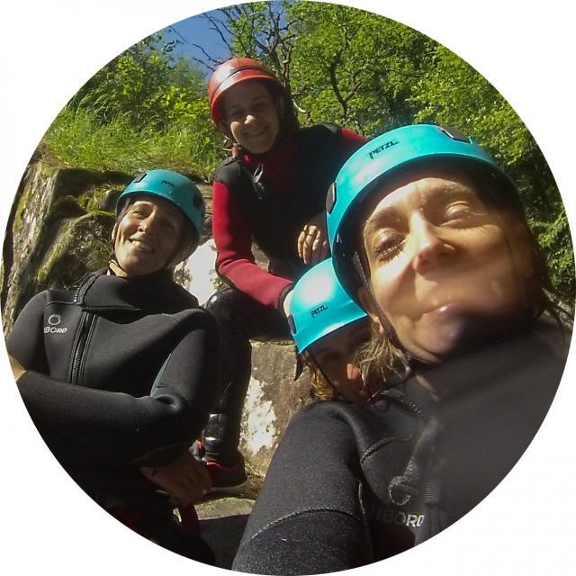 Canyoning au Saut Grand
