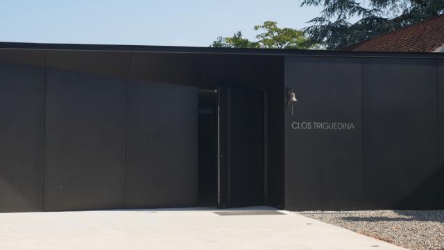 Chai Clos Triguedina 1cc Seguy Lot Tourisme