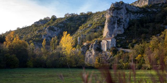 Chapelle du Roc-Traoucat