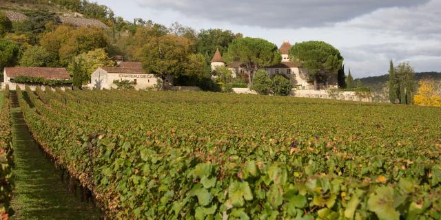 Château de Caïx