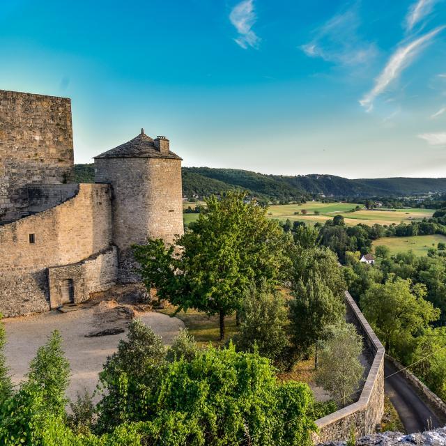 Château de Montbrun  - Vallée du Lot