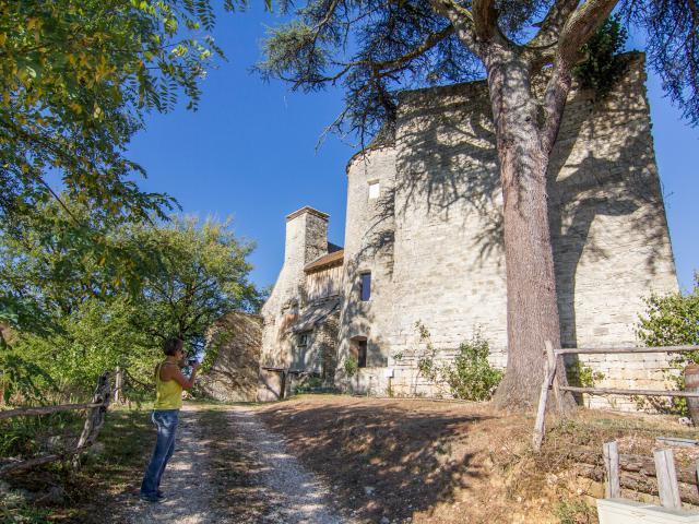 Château de Peyrille