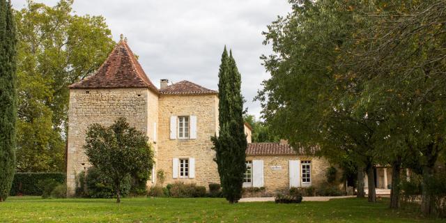 Château La Gineste à Duravel