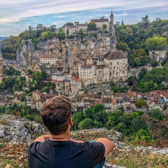 Contemplation de Rocamadour