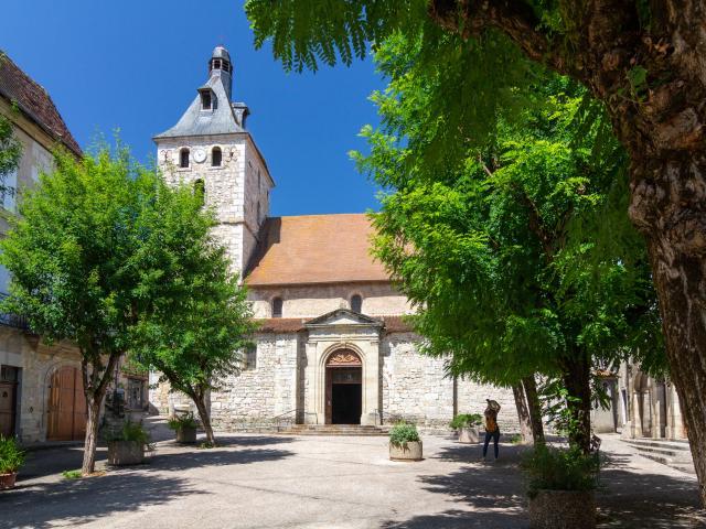 Eglise de Cajarc