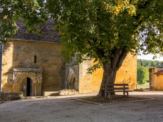Eglise de Fajoles