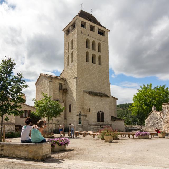 Eglise de Saint-Pantaléon