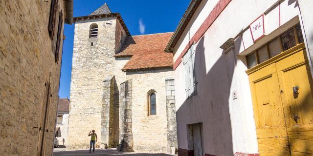 Eglise de Thédirac