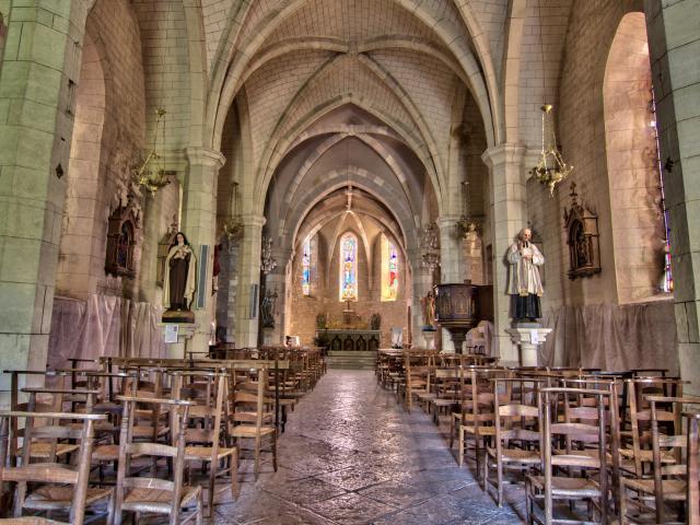 Eglise de Varaire