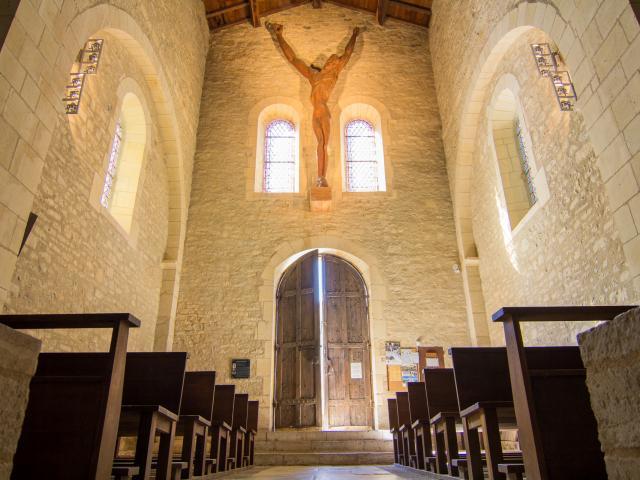 Église Saint-Laurent des Arques
