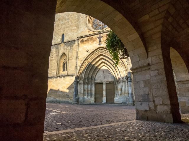 Eglise Saint-Pierre à Gourdon