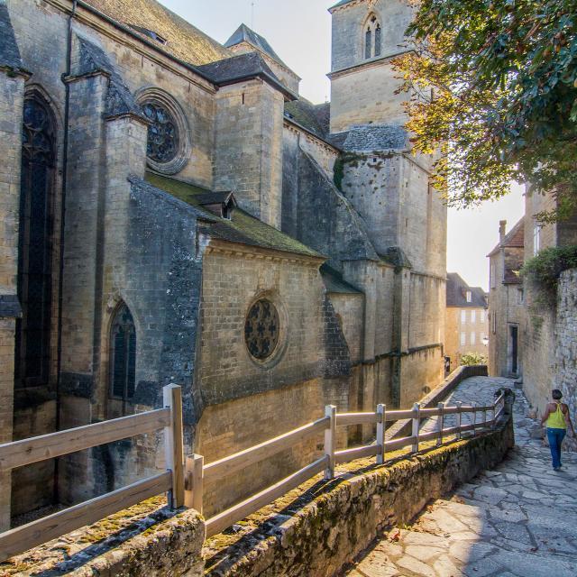 Église Saint-Pierre de Gourdon