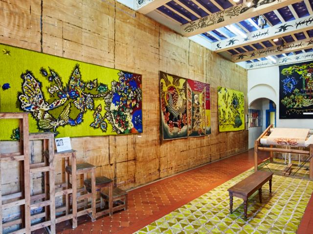 exposition permanente des collections du musee atelier lurcat