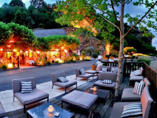 Hôtel-restaurant du Pont de l'Ouysse
