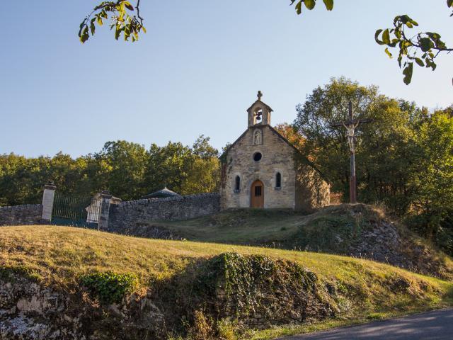 La Chapelle Saint-Roch Peyrille