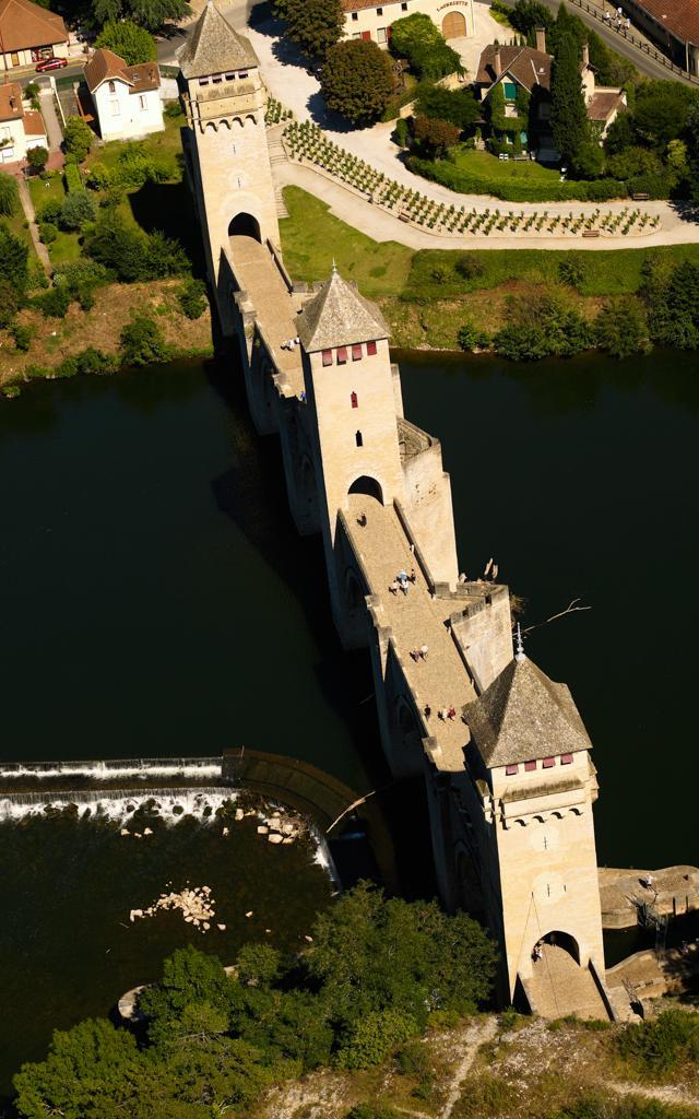 Le Pont Valentré - Cahors