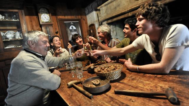 Le rituel de Hubert - Moulin de Cougnaguet Calès