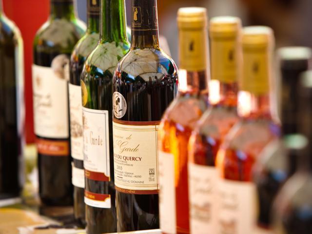 Les vins du Lot