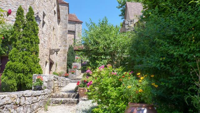 Loubressac - Plus Beaux Vilages de France