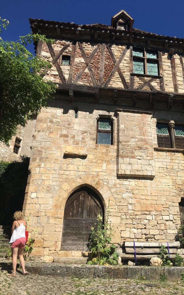Maison de André Breton - St Cirq Lapopie